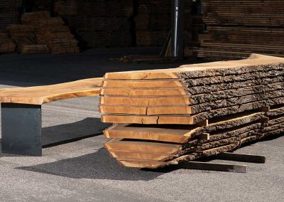 Table top wood | solid wood top | customized table top - HUGO KÄMPF