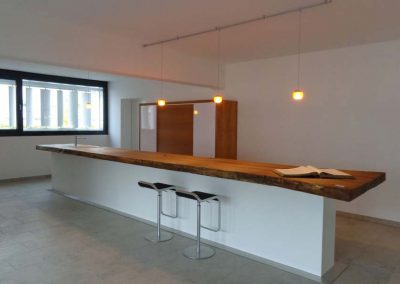 Reference oak wood | oak counter 7 m length private