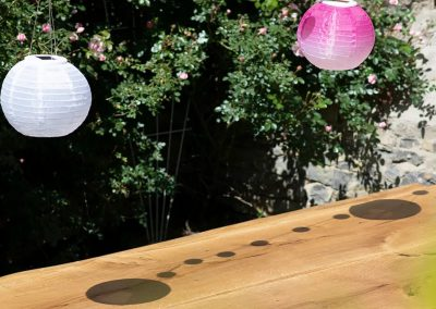 Custom-made tabletop | oak table tops | table top wood by sawmill Hugo Kämpf